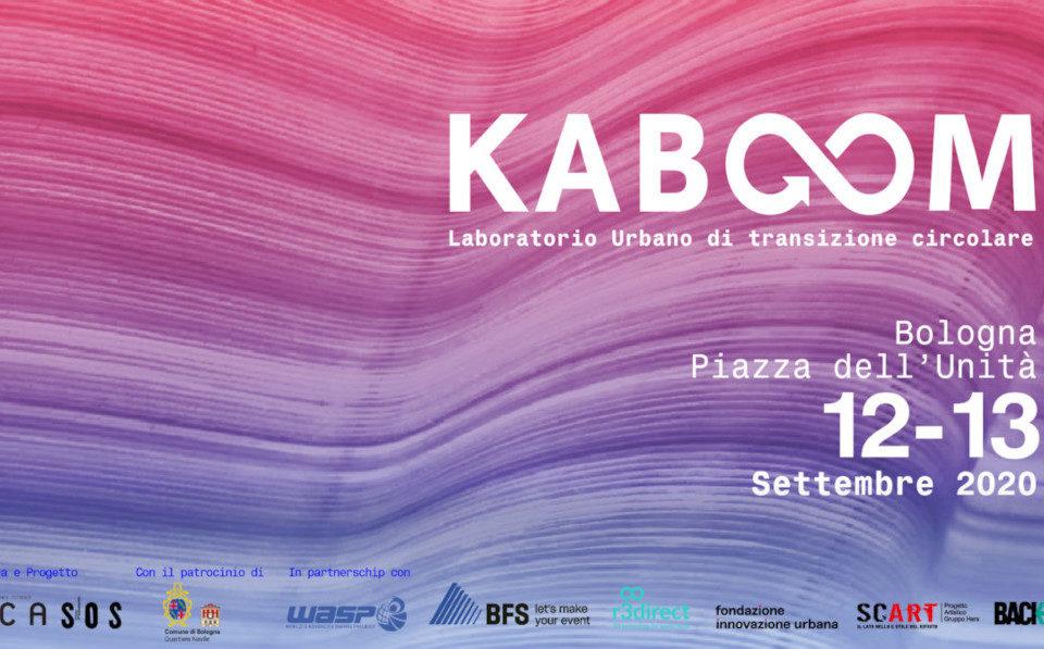 KABOOM Urban Laboratory for the Transition to Circular Economy