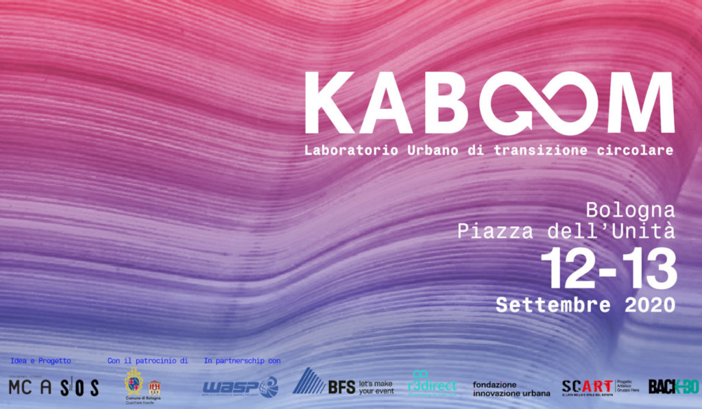 KABOOM Urban Laboratory for the Transition to Circular Economy