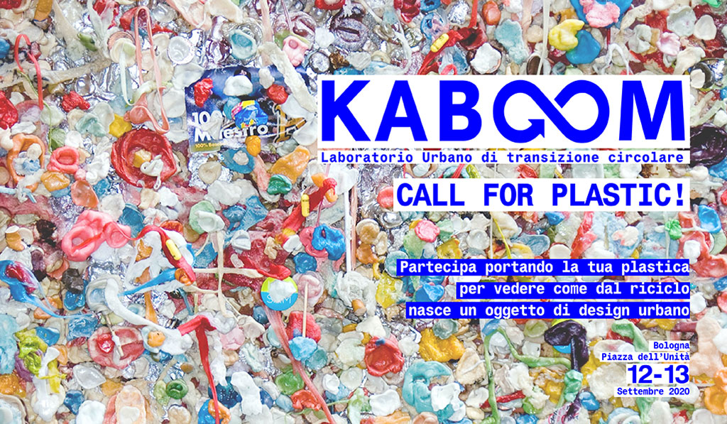 KABOOM - CALL FOR PLASTIC