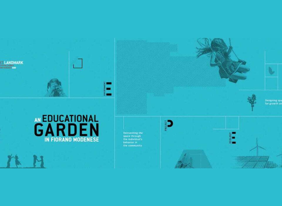An Educational Garden in Fiorano Modenese